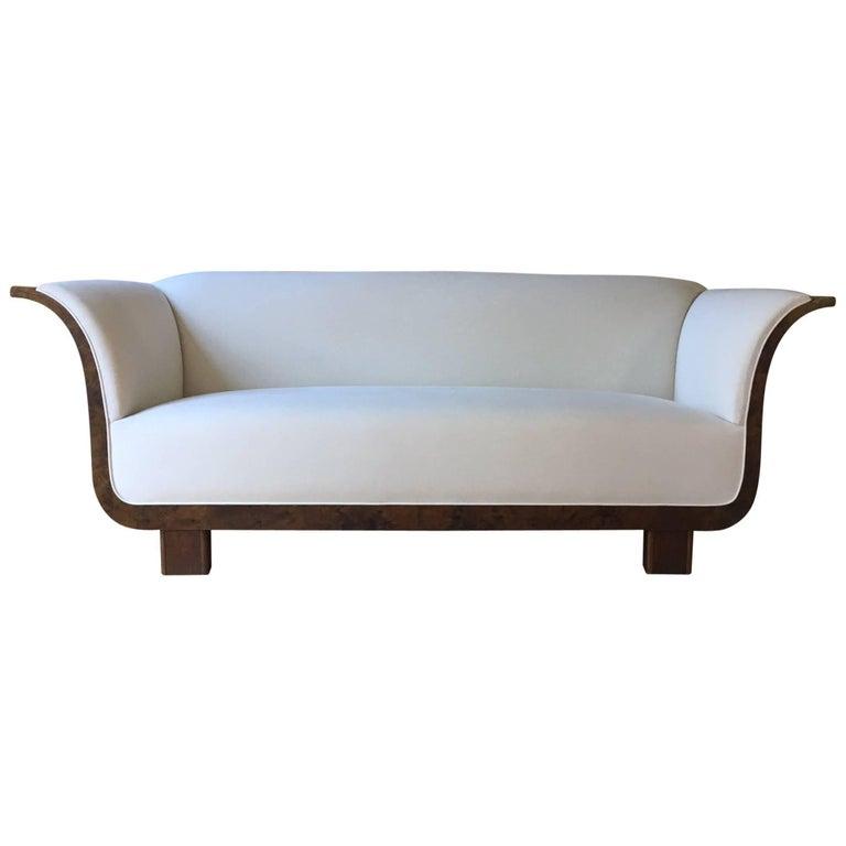 Danish Art Deco Sofa For Sale