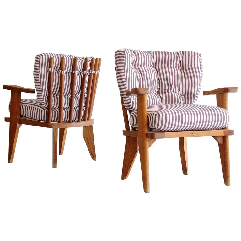 Guillerme & Chambron Chairs 1