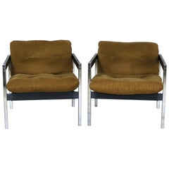 Landes Manufacturing Sling Lounge Chairs 683 Encino Collection by Jerry Johnson
