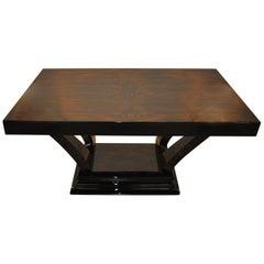 French Art Deco Gondel Tisch