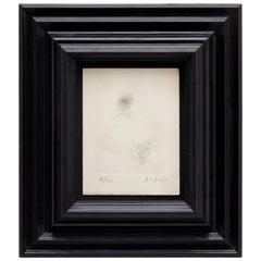 Brassaï Lithography Hand Signed