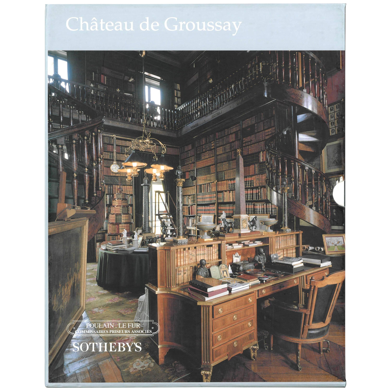 Chateau de Groussay, June 1999 Sotheby's Sale Catalogues
