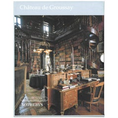 Chateau de Groussay, June 1999 Sotheby's Sale Catalogues