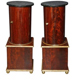 Pair of Baltic Pedestals