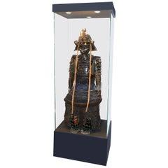 Samurai Yoroi Warrior Armor Edo Era