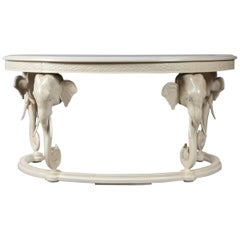 Gampel Stoll Curved Elephant Desk