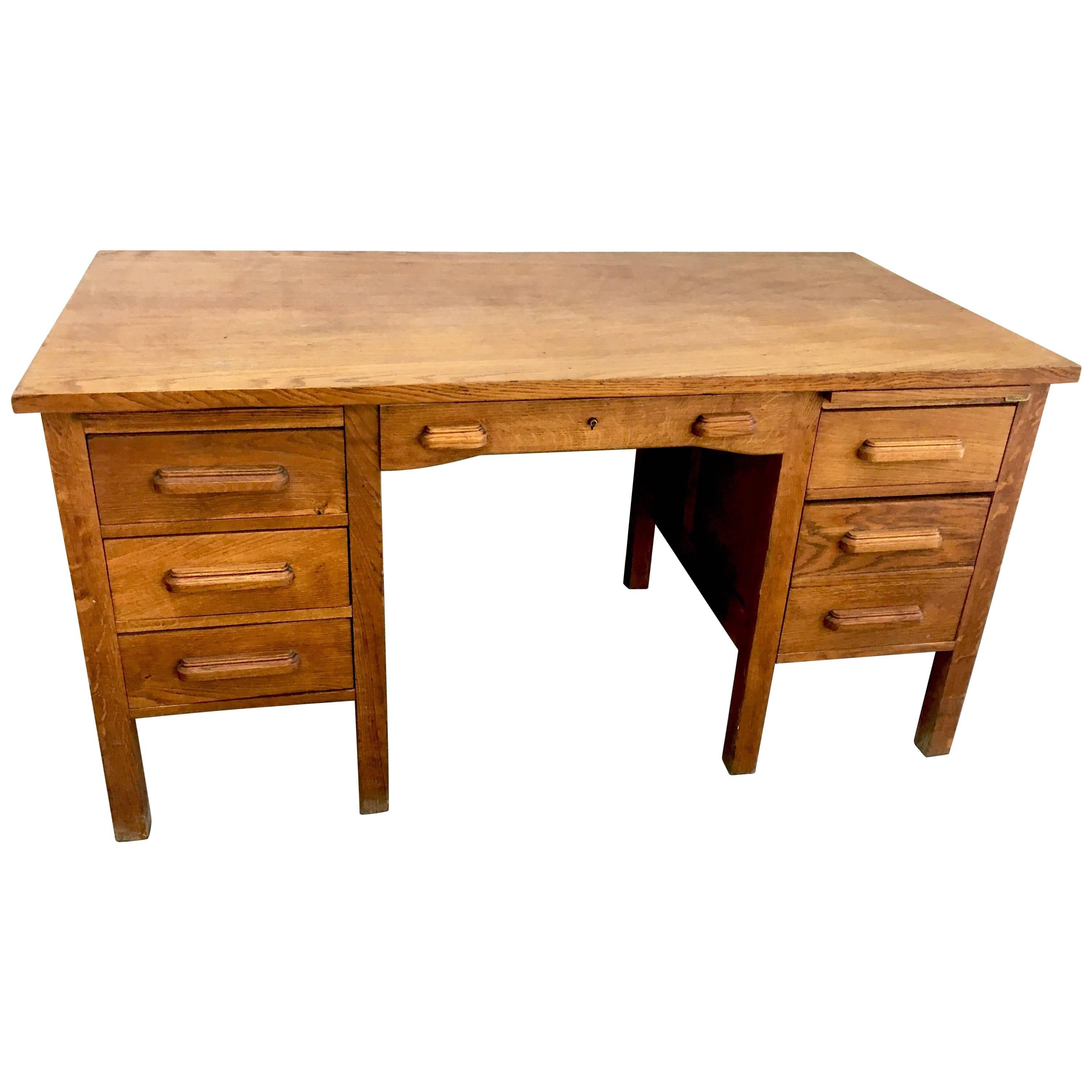 French Office Desk For Sale