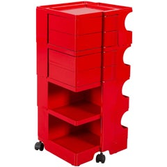 "Storage Cart ""Boby"" by Joe Colombo"