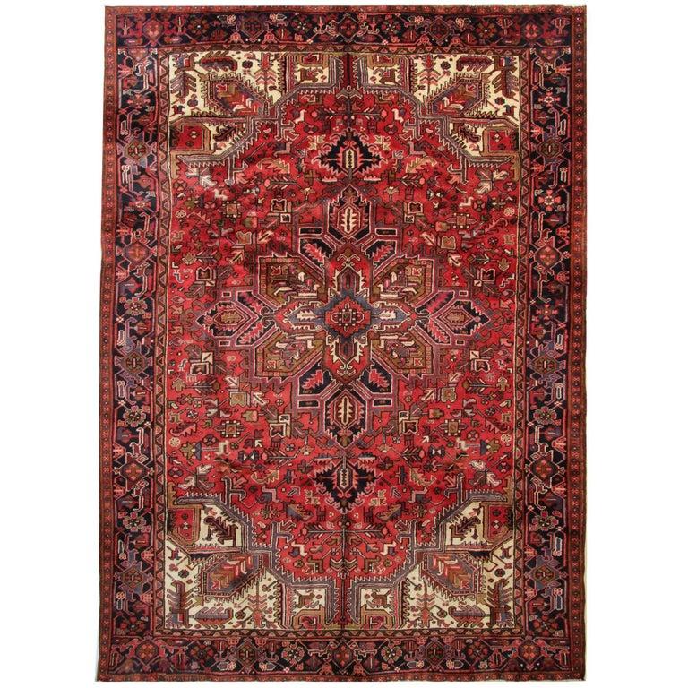 Antique Carpet, Persian Rugs from Heriz