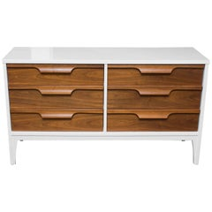 Lacquered Low Dresser by Johnson Carper