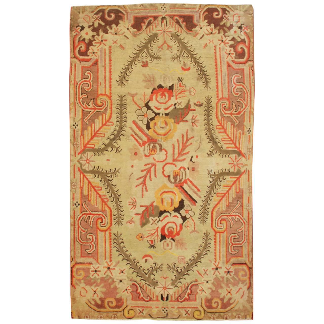 Antique Samarkand Rug