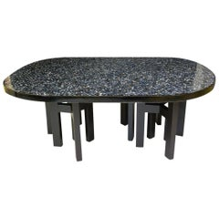 Ado Chale Agate Chalcedony Table