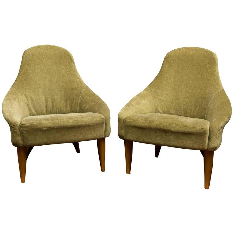 Kerstin Hörlin-Holmquist Little Eva Chairs
