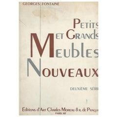 Petits Et Grands Meubles Nouveau 'Folio of Art Deco Furniture Designs'
