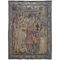 19th Century Flemish Renaissance Revival Tapestry