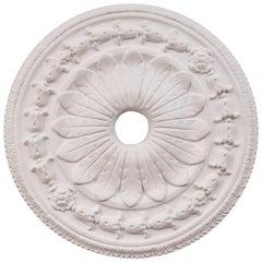 """Santa Maria"" Plaster Ceiling Medallions"