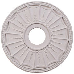 """Marquette"" Plaster Ceiling Medallions"