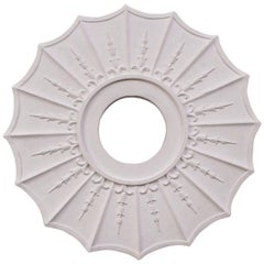 """Chateau"" Plaster Ceiling Medallions"