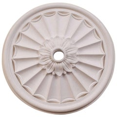 """""""Floral Canopy"""" Plaster Ceiling Medallions"""