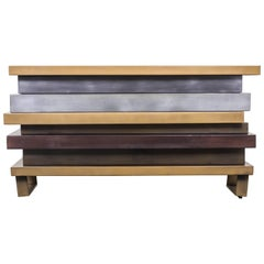 Andrew Martin Everest Console Table