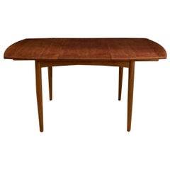 Danish Teak Dining Table by William Watting