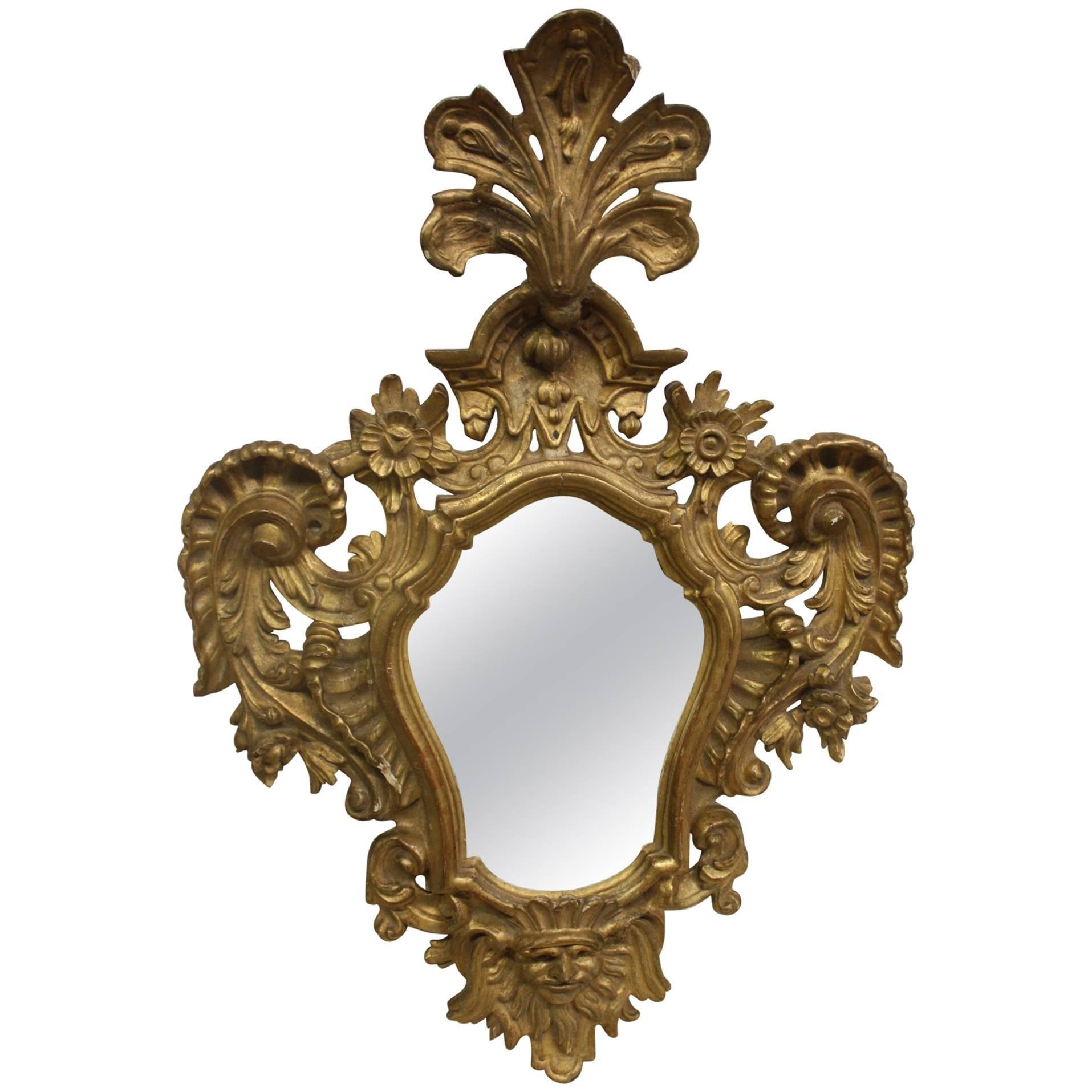 Early 19th Century Italian Mirror