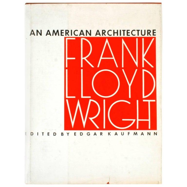 American Architecture, Frank Lloyd Wright