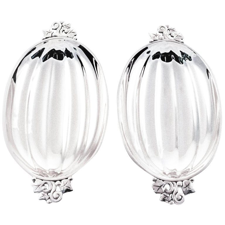 Pair of Tiffany Dishes