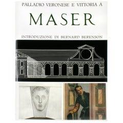 Palladio, Veronese e Vittoria a Maser, First Edition