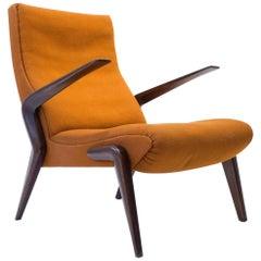 Osvaldo Borsani P71 Lounge Chair
