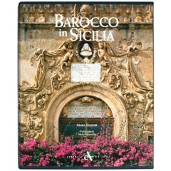 Barocco in Sicilia by Maria Giuffrè, First Edition