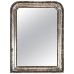 Mid-19th Century Louis Philippe French Gilt Mirror