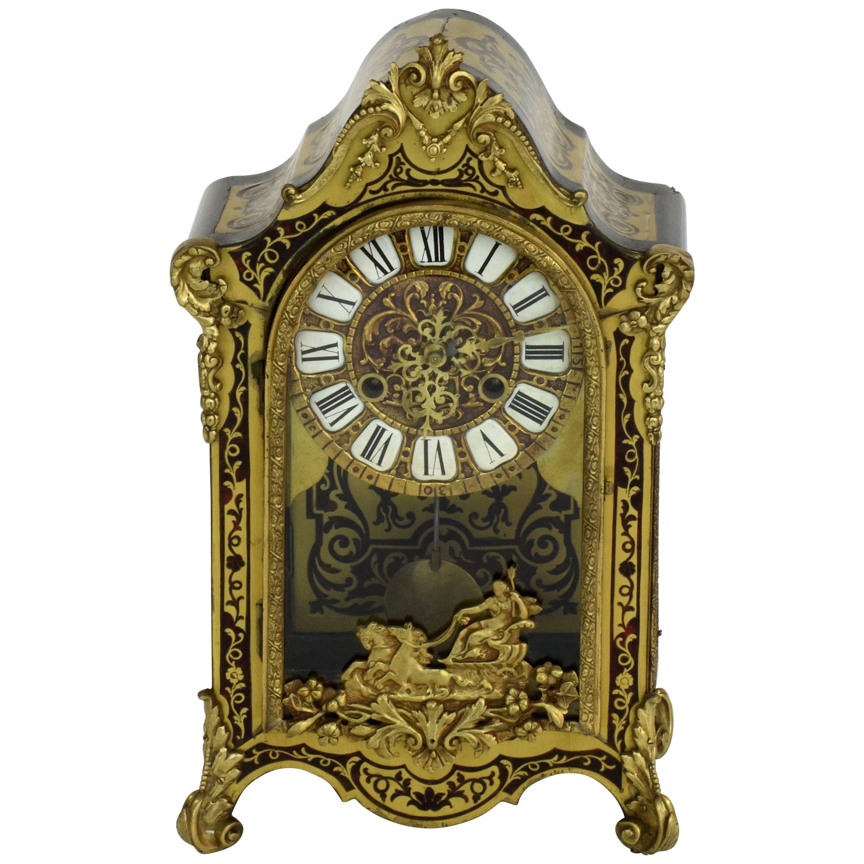 Antique looking mantel clocks