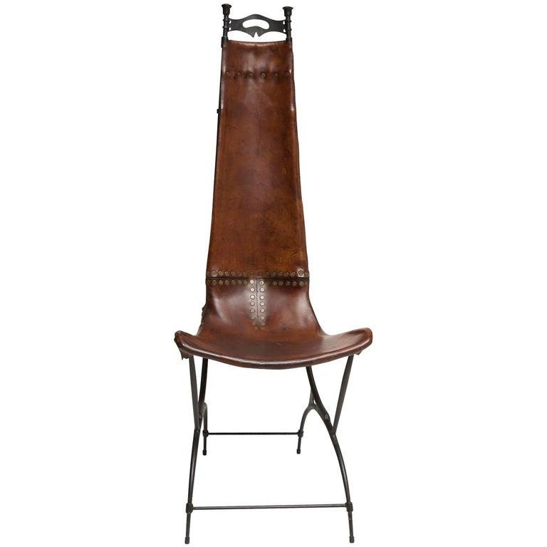 François Thevenin Chair For Sale