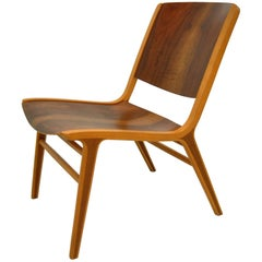 Mid-Century AX Chair by Peter Hvidt & Orla Molgaard Nielson for Fritz Hansen