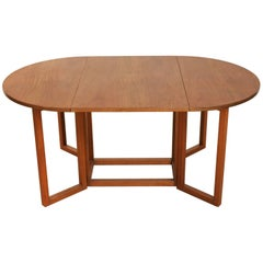 Architonic Midcentury Extending Dinning Table