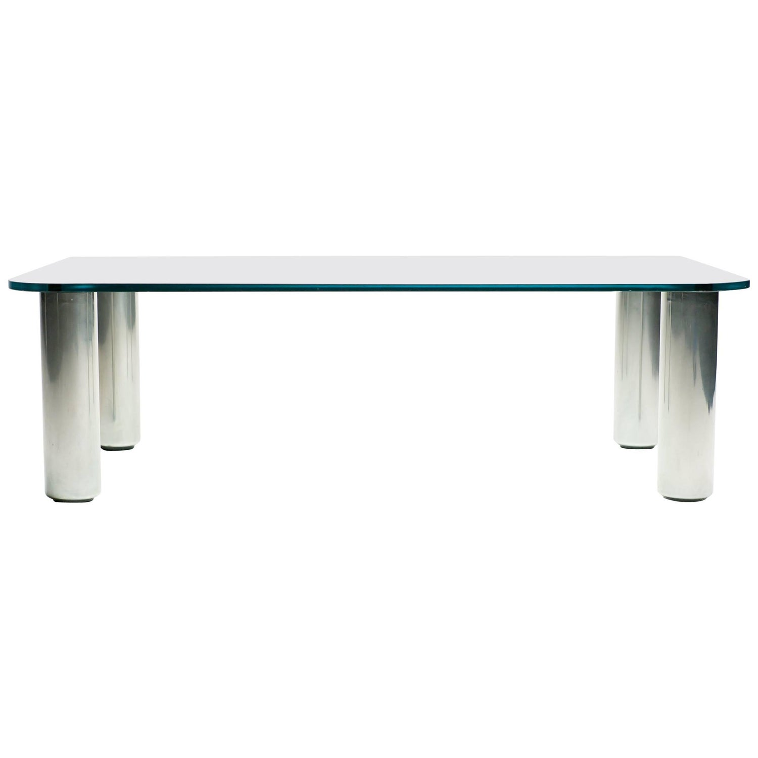 Rudder fin coffee table IN 52 by Isamu Noguchi for Vitra at 1stdibs