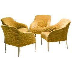 Set of Two Apta Armchairs by Antonio Citterio for B & B Italia