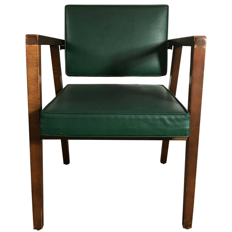 """Early Modernist """"Luisa"""" Armchair by Franco Albini for Knoll"""