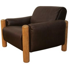De Sede Armchair Buffalo Leather, 1960