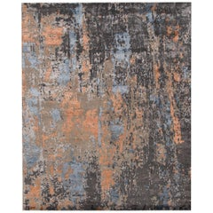 21st Century Contemporary Rosewood Rug