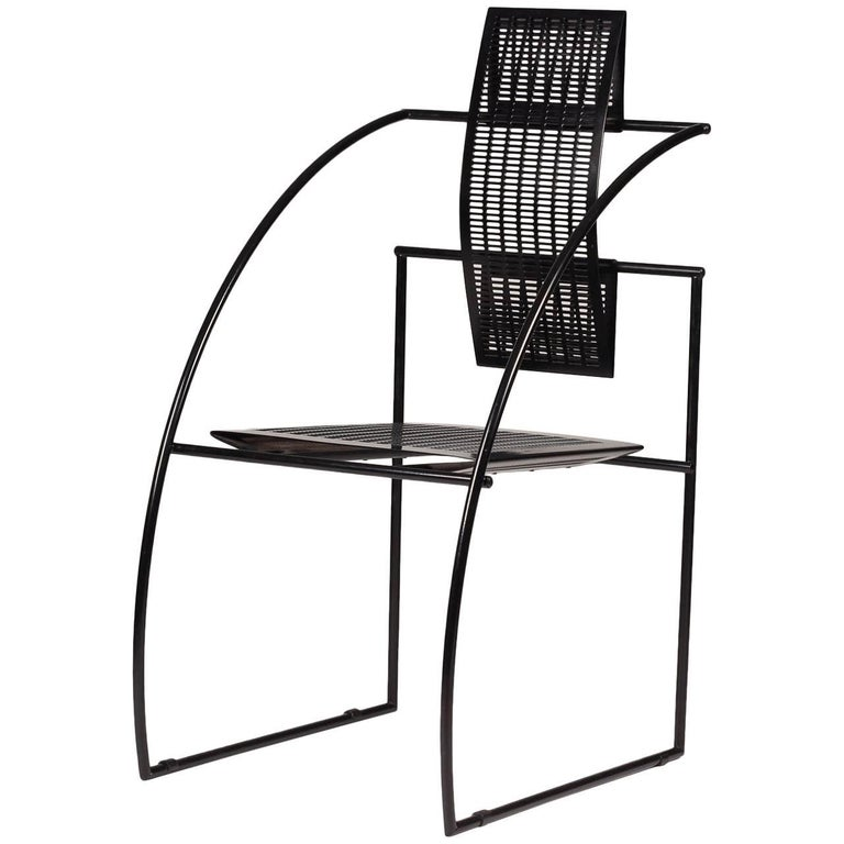 Mario Botta Quinta Chair For Sale