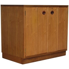 Lift Top Cabinet by Edward Wormley for Dunbar