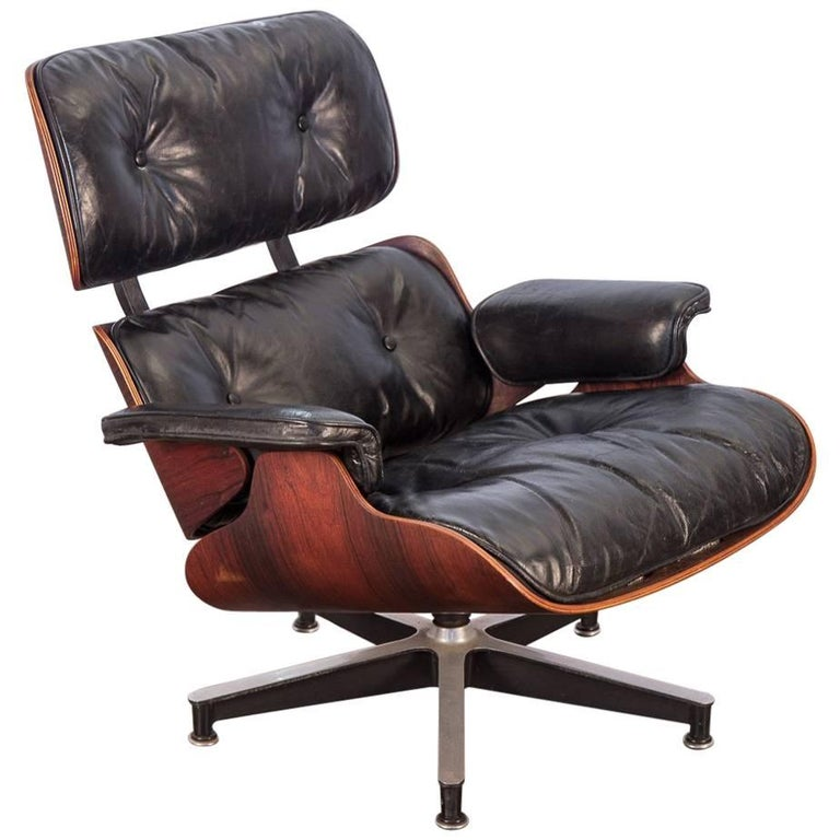 Charles and Ray Eames 670 Lounge Chair for Herman Miller