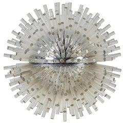 Rare Table Lamp by Marzio Cecchi