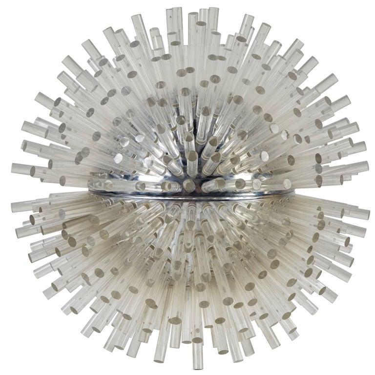 Rare Table Lamp by Marzio Cecchi For Sale