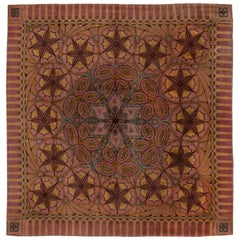 Viennese Secessionist Rug