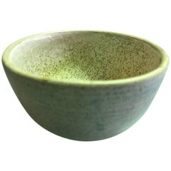 Otto and Vivika Heino Ceramic Glazed Bowl
