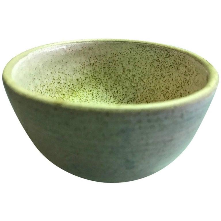 Otto and Vivika Heino Ceramic Glazed Bowl