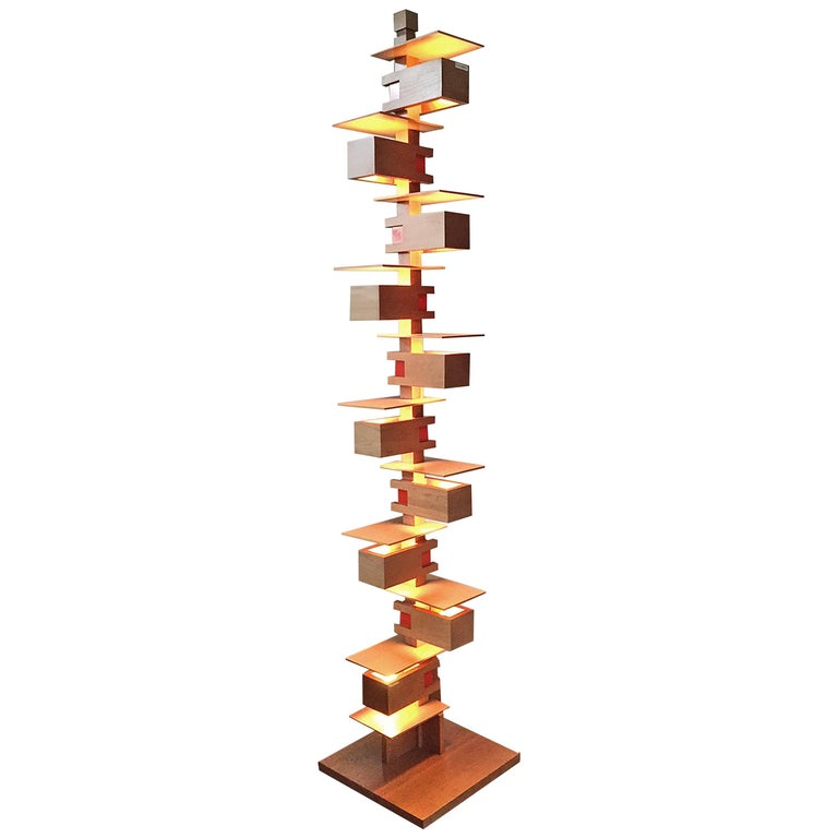 Frank Lloyd Wright Taliesin Floor Lamp by Yamagiwa For ...